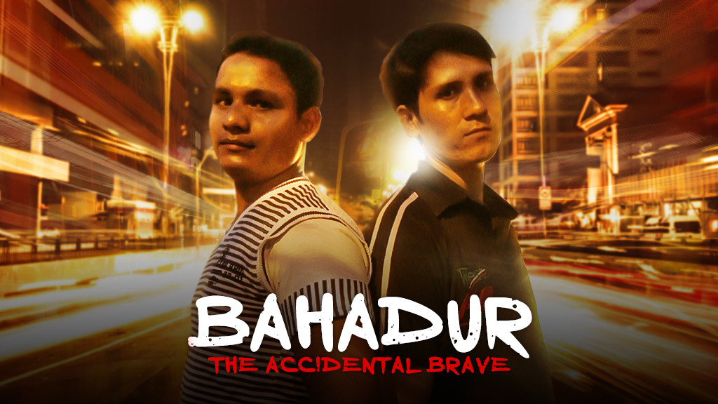 Bahadur The Accidental Brave