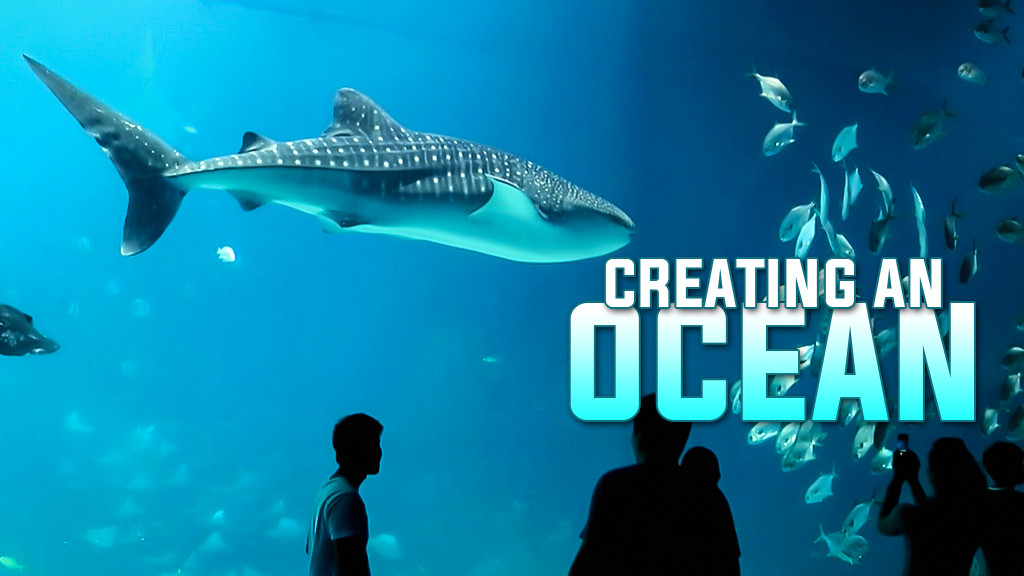 Creating An Ocean