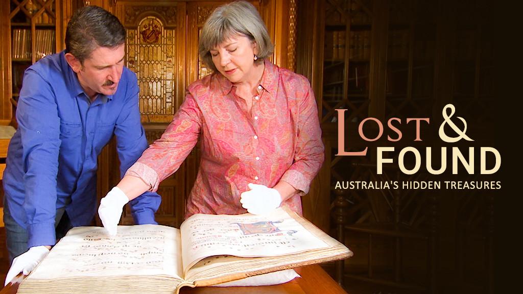 Lost & Found, Australia's Hidden Treasures.