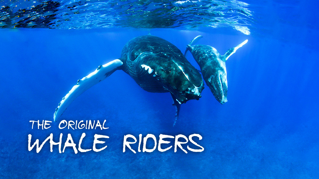 The Original Whale Riders