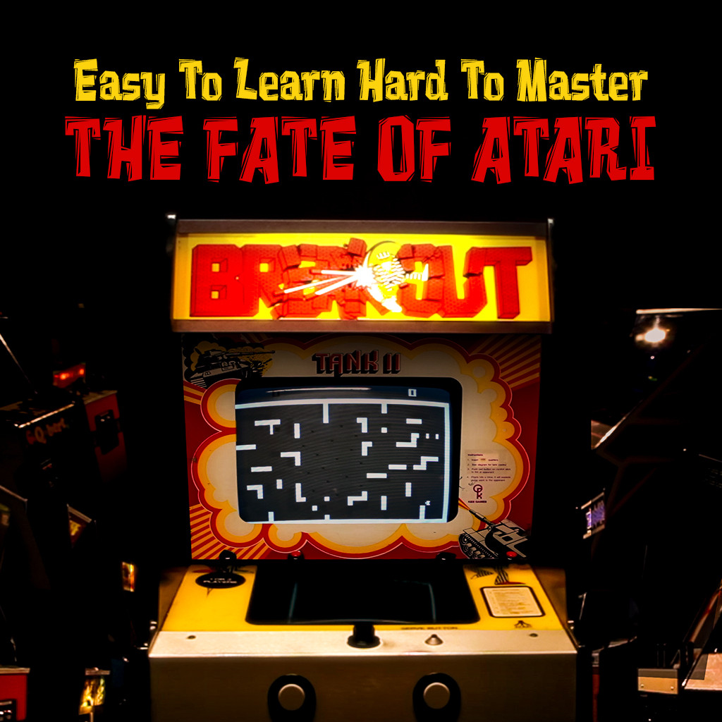 Easy to Learn, Hard to Master The Fate of Atari