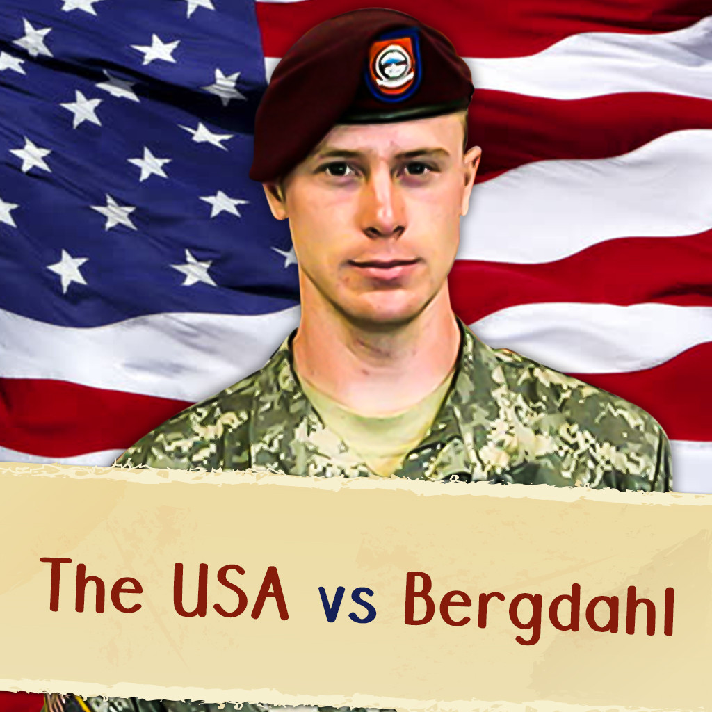 The USA vs Bergdahl
