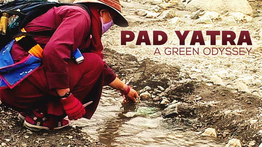 Pad Yatra: A Green Odyssey