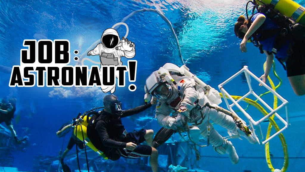 Job: Astronaut!