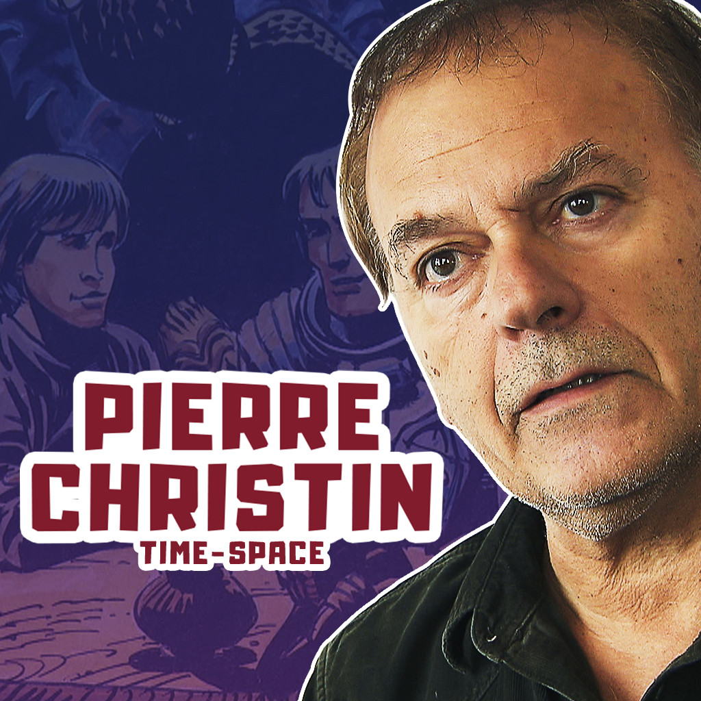 PIERRE CHRISTIN - TIME-SPACE
