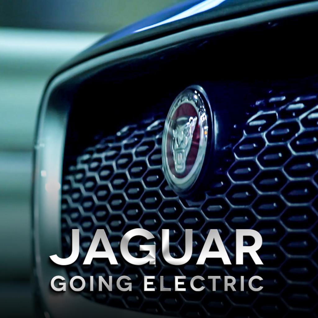 Jaguar: Going Electric
