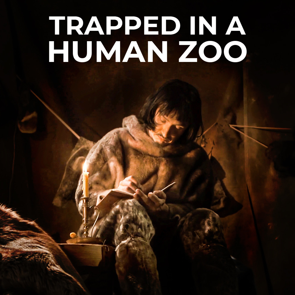 Trapped in a Human Zoo