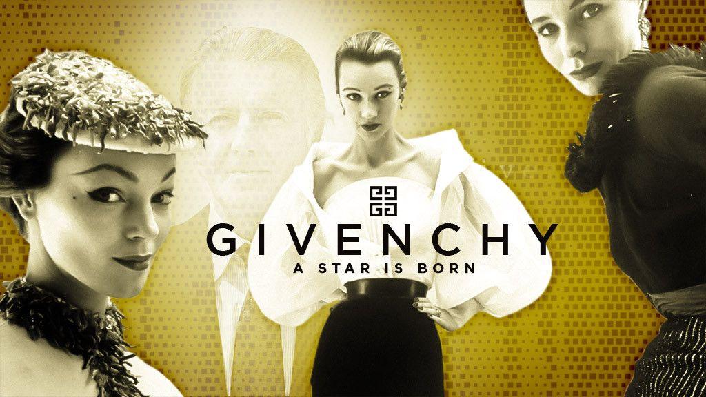 Givenchy: A Star is Born