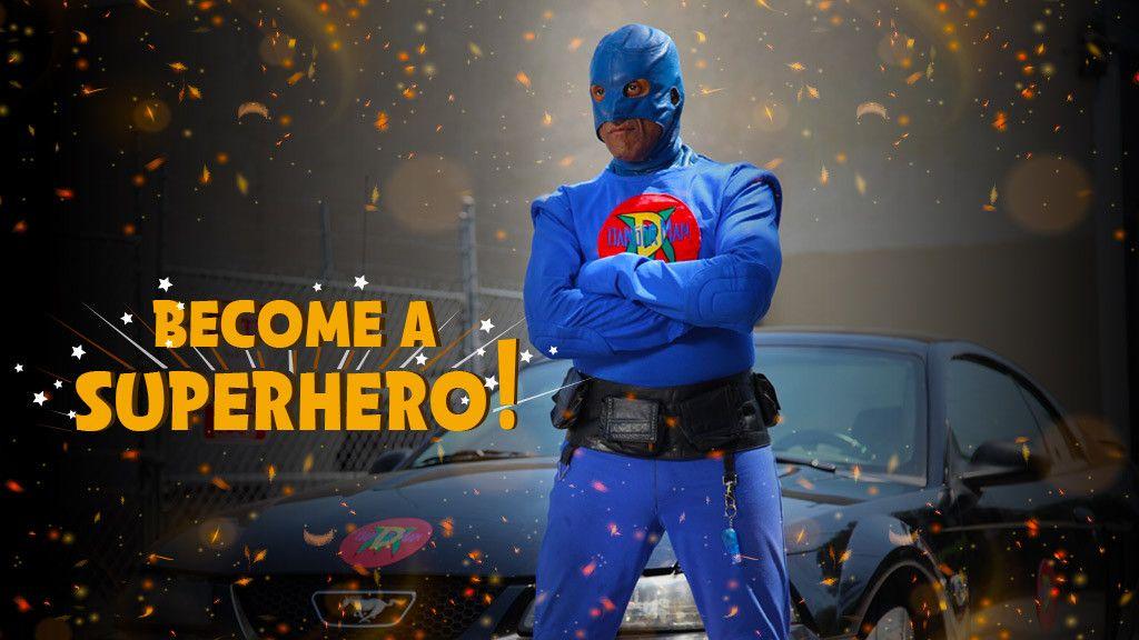 Become a Superhero