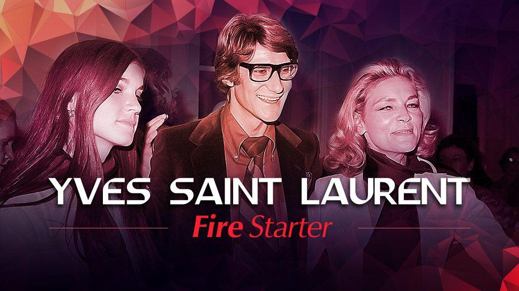 Yves Saint Laurent – Fire Starter