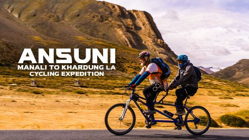 Ansuni - Manali to Khardung La Cycling Expedition