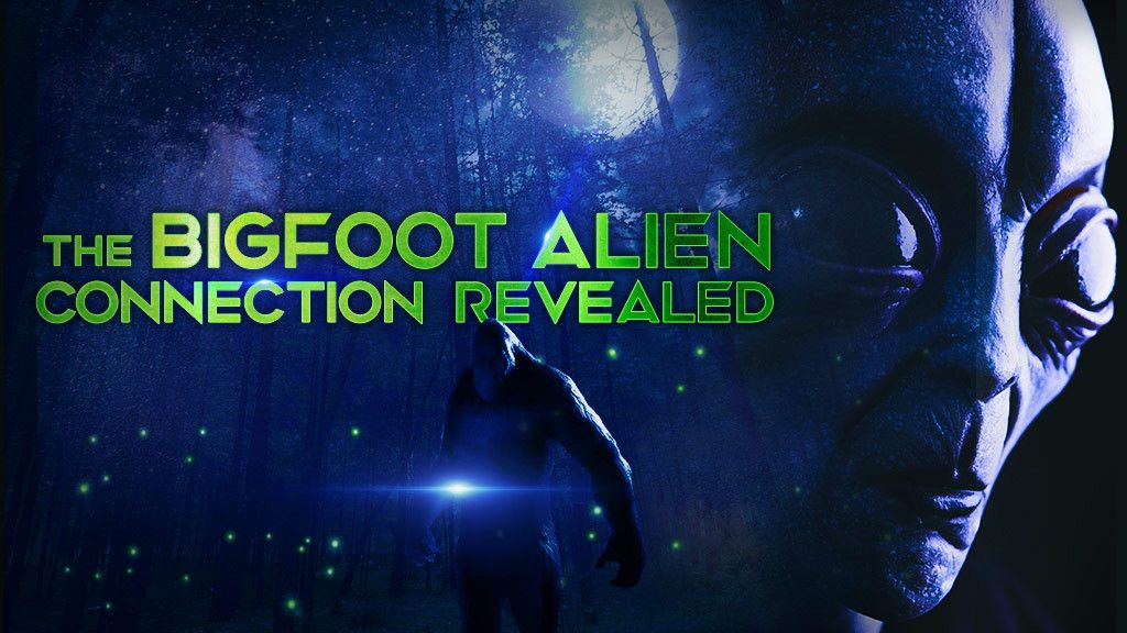 The Bigfoot Alien: Connection Revealed