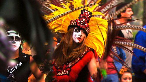 E1. Mexico: Day Of The Dead