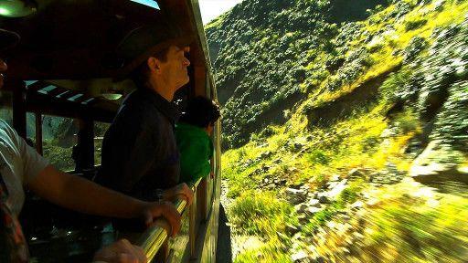 E6. Peru: Train To The Clouds