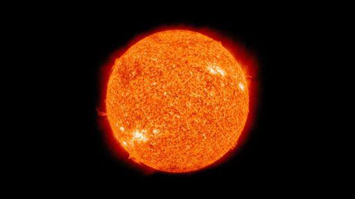 E6. The Sun