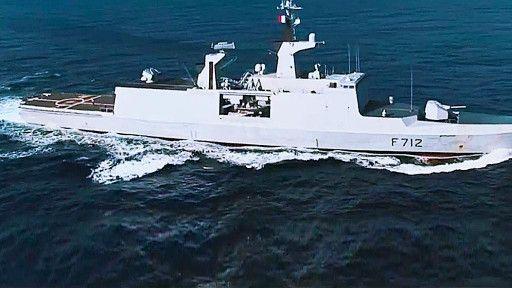 E3. Somalia: Battle In The Sea